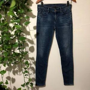 Goldsign Lure Low Rise Skinny Jeans in Hampton 29